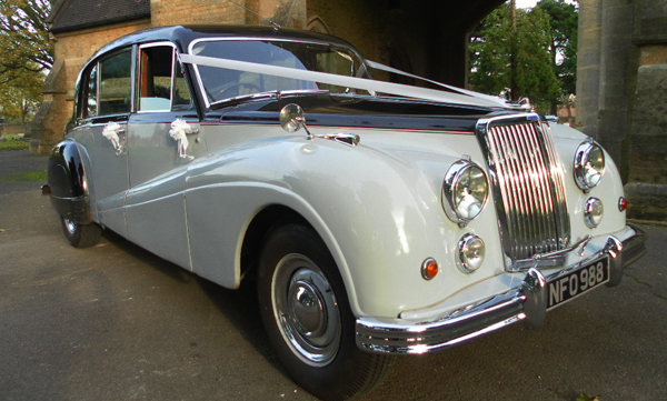 Armstrong Siddeley Limousine hire Kent - Wedding Car Hire Kent
