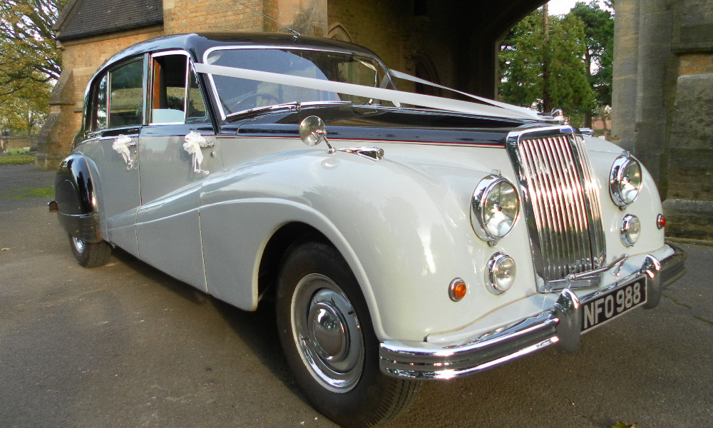 Armstrong Siddeley Classic Wedding Car Hire Kent