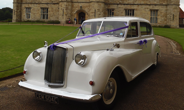 Vanden Plas Princess Limousine hire Kent - Wedding Car Hire Kent