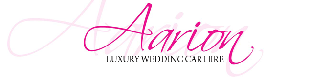 Aarion Wedding Car Hire Logo