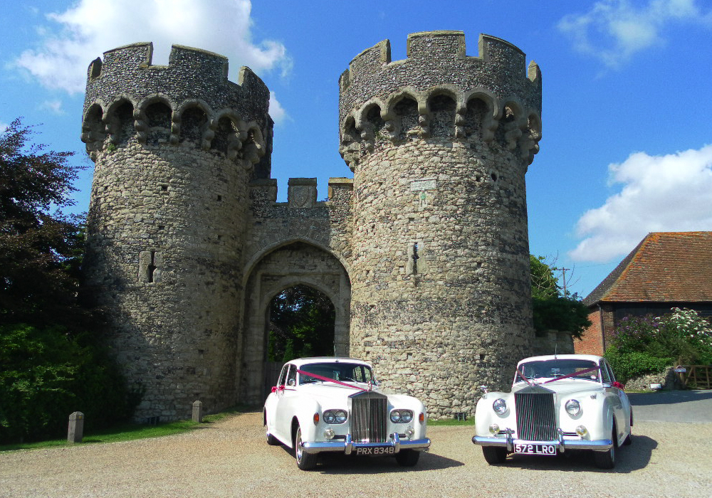 Rolls Royce Cloud 1 & 3 at Cooling Castle Barn