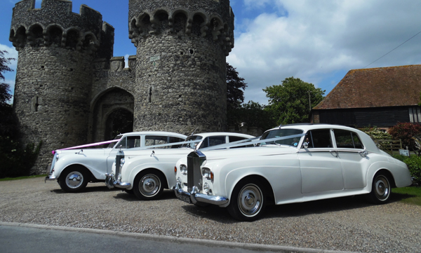 Wedding Car Hire Packages Kent - Wedding Car Hire Kent